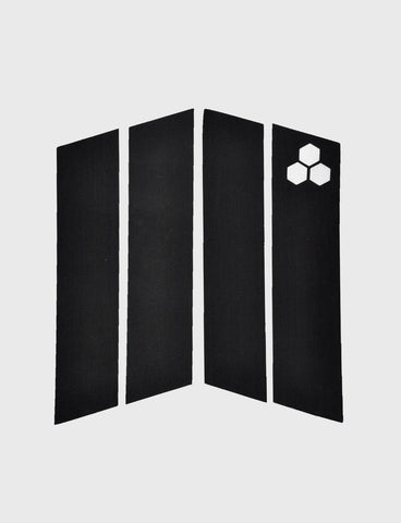 Pukas Surf Shop - Channel Islands - FRONT PAD 4 PIECES BLACK