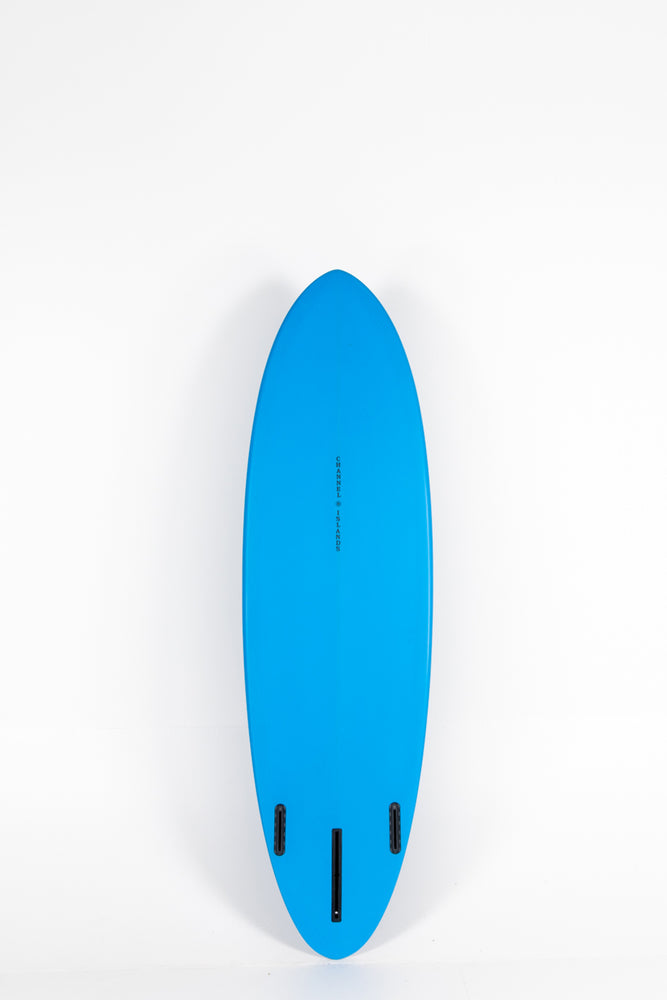 "Pukas Surf Shop - Channel Islands - CI MID - 6'6"" x 21 x 2 11/16 - 40,47L - CI16418"