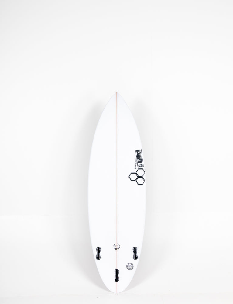 "Pukas Surf Shop - Channel Islands - NECKBEARD 3 by Al Merrick - 5'7"" x 19 1/8 x 2 3/8 - 28,10L - CI14139"
