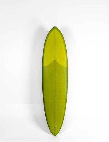 "Pukas Surf Shop - Christenson Surfboards - C-BUCKET - 7'4"" x 21 1/4 x 2 7/8 - CX02104"