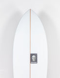 "Pukas Surf Shop - Christenson Surfboards - CHRIS FISH - 5'6"" x 21 x 2 7/16 - CX02120"