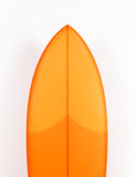 "Pukas Surf Shop - Christenson Surfboards - CHRIS FISH - 5'6"" x 21 x 2 7/16 - CX02192"