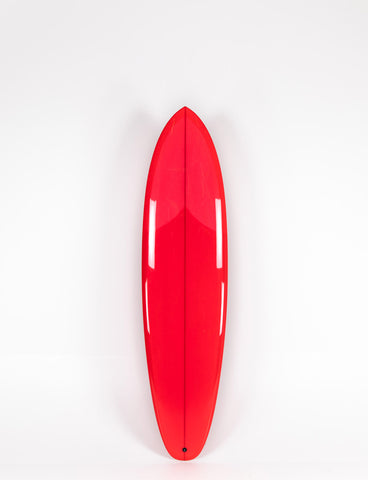 "Pukas Surf Shop - Christenson Surfboards - TWIN TRACKER - 7'2"" x 21 1/4  x 2 7/8 - CX02095"