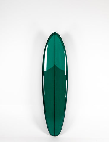 "Pukas Surf Shop - Christenson Surfboards - FLAT TRACKER 2.0 - 7'2"" x 21 1/4 x 2 7/8 - CX02227"