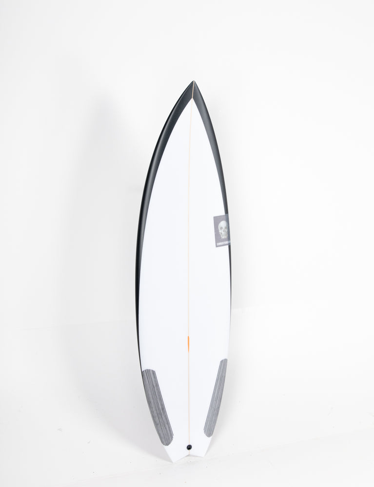 "Pukas Surf Shop - Chris Christenson Surfboard  - GERR by Chris Christenson - 5'10"" x 19 x 2,32 - 27,54L  - CX02562"