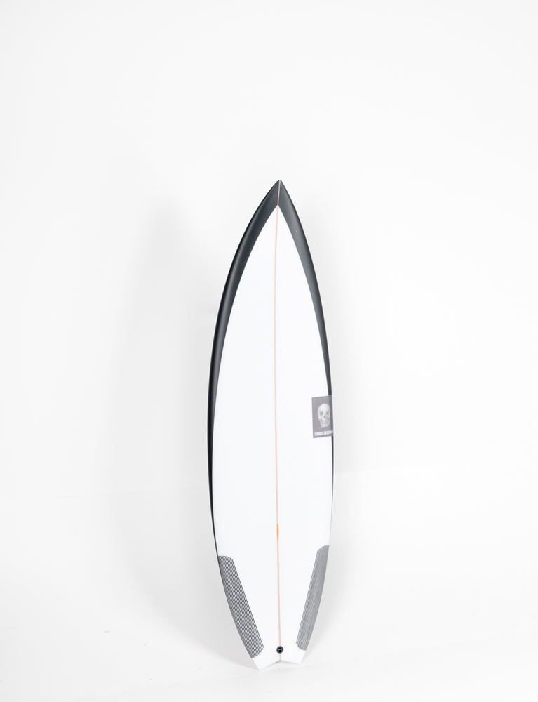 "Pukas Surf Shop - Chris Christenson Surfboard  - GERR by Chris Christenson - 5'8"" x 18 3/4 x 2 1/2 - 25,72L  - CX02561"