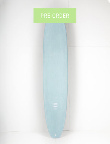 Indio Surfboards - LOG MACHINE Aqua Cement - Endurance Epoxy