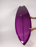 "Pukas Surf Shop - Christenson Surfboards - LONG PHISH - 6'10"" x 21,63 x 2,75 - CX02022"