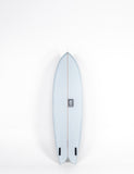 "Pukas Surf Shop - Christenson Surfboards - LONG PHISH - 6'10"" x 21 5/8 x 2 3/4 - CX02147"