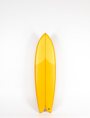 "Pukas Surf Shop - Christenson Surfboards - LONG PHISH - 6'8"" x 21 1/2 x 2 5/8 - CX02146"