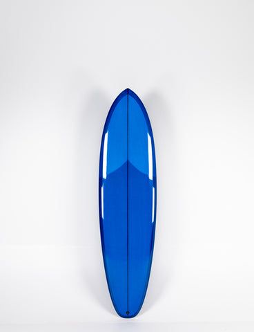 "Pukas Surf Shop - Christenson Surfboards - TWIN TRACKER - 6'10"" x 21  x 2 3/4 - CX02097"