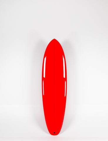 "Pukas Surf Shop - Christenson Surfboards - TWIN TRACKER - 6'8"" x 21  x 2 3/4 - CX02137"