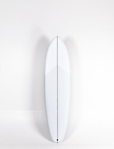 "Pukas Surf Shop - Christenson Surfboards - TWIN TRACKER - 7'0"" x 21 1/4  x 2 7/8 - CX02135"
