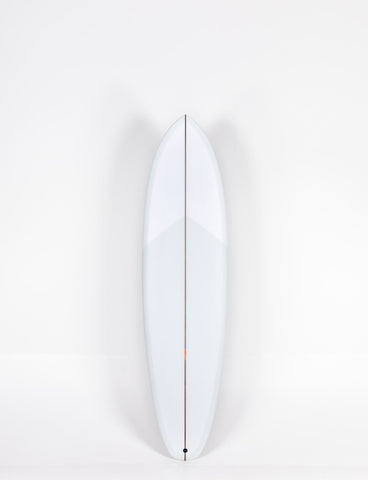 "Pukas Surf Shop - Christenson Surfboards - TWIN TRACKER - 7'0"" x 21 1/4  x 2 7/8 - CX02221"