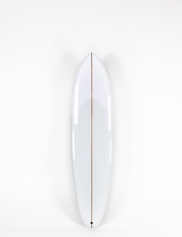 "Pukas Surf Shop - Christenson Surfboards - TWIN TRACKER - 7'2"" x 21 1/4  x 2 7/8 - CX02096"