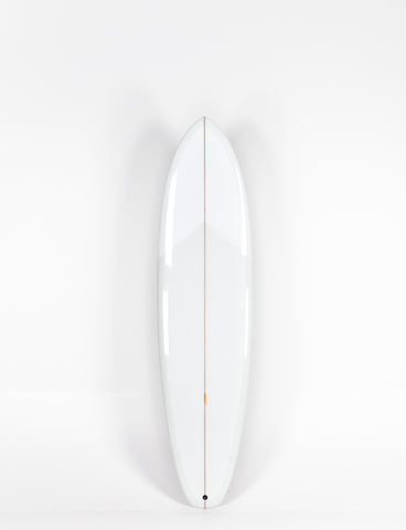 "Pukas Surf Shop - Christenson Surfboards - TWIN TRACKER - 7'2"" x 21 1/4  x 2 7/8 - CX02223"