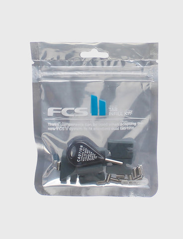 Pukas Surf Shop - FCSII COMPATIBILITY KIT
