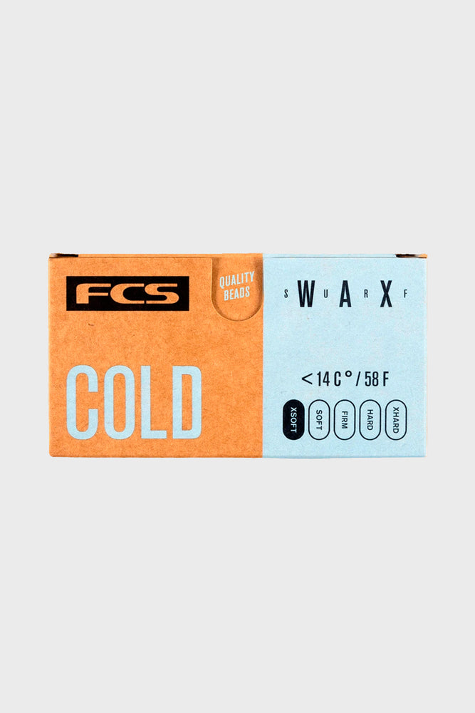 Pukas Surf Shop - FCS - Surf Wax - Cold
