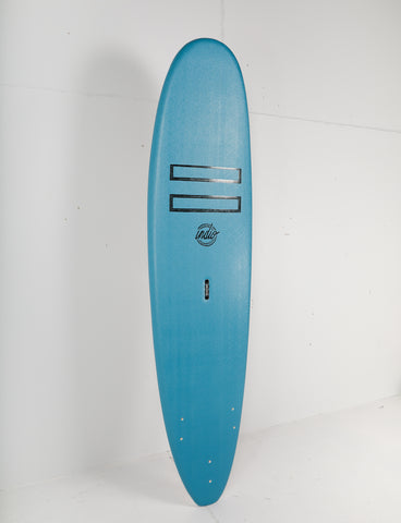 "Pukas Surf Shop - Indio Softboards - STEP UP Steel Blue - 7´6"" x 22  x 3 1/4 - 76L"
