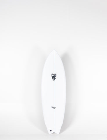 "Pukas Surf Shop - Lost Surfboard - CALIFORNIA TWIN by Matt Biolos - 5'10"" x 21 x 2,6 - 35L - MH00220"