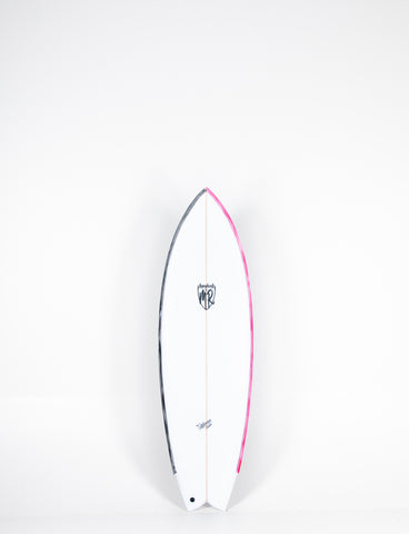 "Pukas Surf Shop - Lost Surfboard - CALIFORNIA TWIN by Matt Biolos - 5'11"" x 21,25 x 2,63 - 36,5L - MH00232"