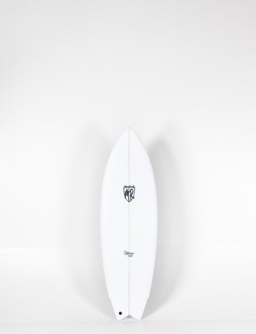 "Pukas Surf Shop - Lost Surfboard - CALIFORNIA TWIN by Matt Biolos - 5'6"" x 20 x 2,36 - 28,05L - MH00229"