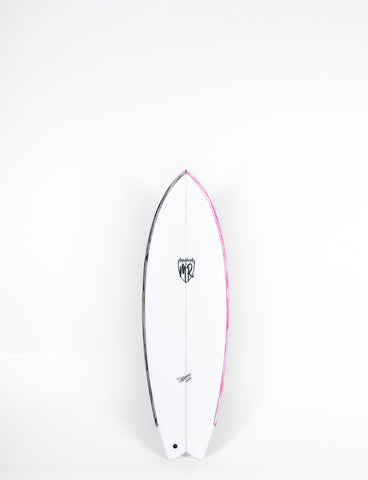 "Pukas Surf Shop - Lost Surfboard - CALIFORNIA TWIN by Matt Biolos - 5'8"" x 20,5 x 2,5 x 32L - MH00230"