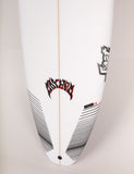 "Pukas Surf Shop - Lost Surfboards - DRIVER 2.0 by Matt Biolos - 6'0"" x 19,18 x 2,40 x 28.95L - MH09553"