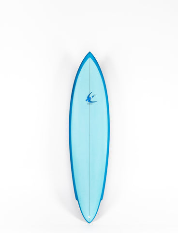 Pukas Surf Shop - McTavish Surfboards - BLUE BIRD by Bob McTavish - 7´2 x 21 x 3 - BM00566