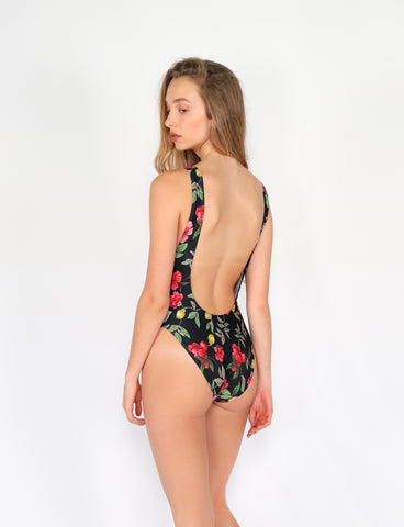 PUKAS - 90S WIDE SWIMSUIT