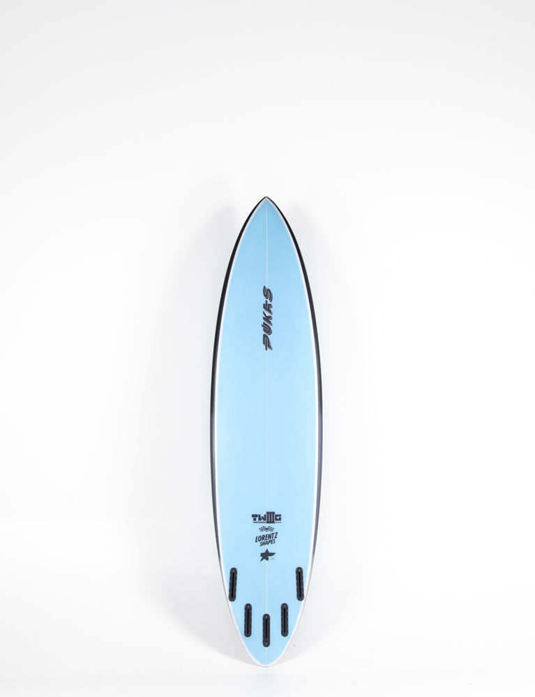 "Pukas Surf Shop - Pukas Surfboard - TWIG CHARGER by Axel Lorentz - 7´0"" x 19,63 x 2,87 - 43,25L  AX04307"
