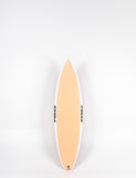 "Pukas Surf Shop - Pukas Surfboard - BABY SWALLOW by Axel Lorentz - 6'1"" x 18,63 x 2,19 - 27,18L -  AX04330"