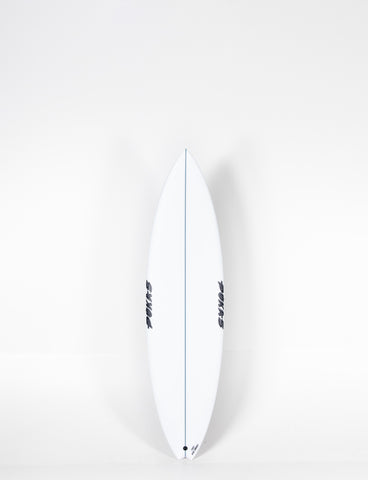 "Pukas Surf Shop - Pukas Surfboard - BABY SWALLOW by Axel Lorentz - 6'2"" x 18,75 x 2,25 - 28,48L -  AX04788"