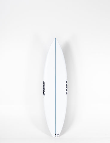 "Pukas Surf Shop - Pukas Surfboard - BABY SWALLOW by Axel Lorentz - 6'6"" x 19,25 x 2,5 - 345L -  AX04790"