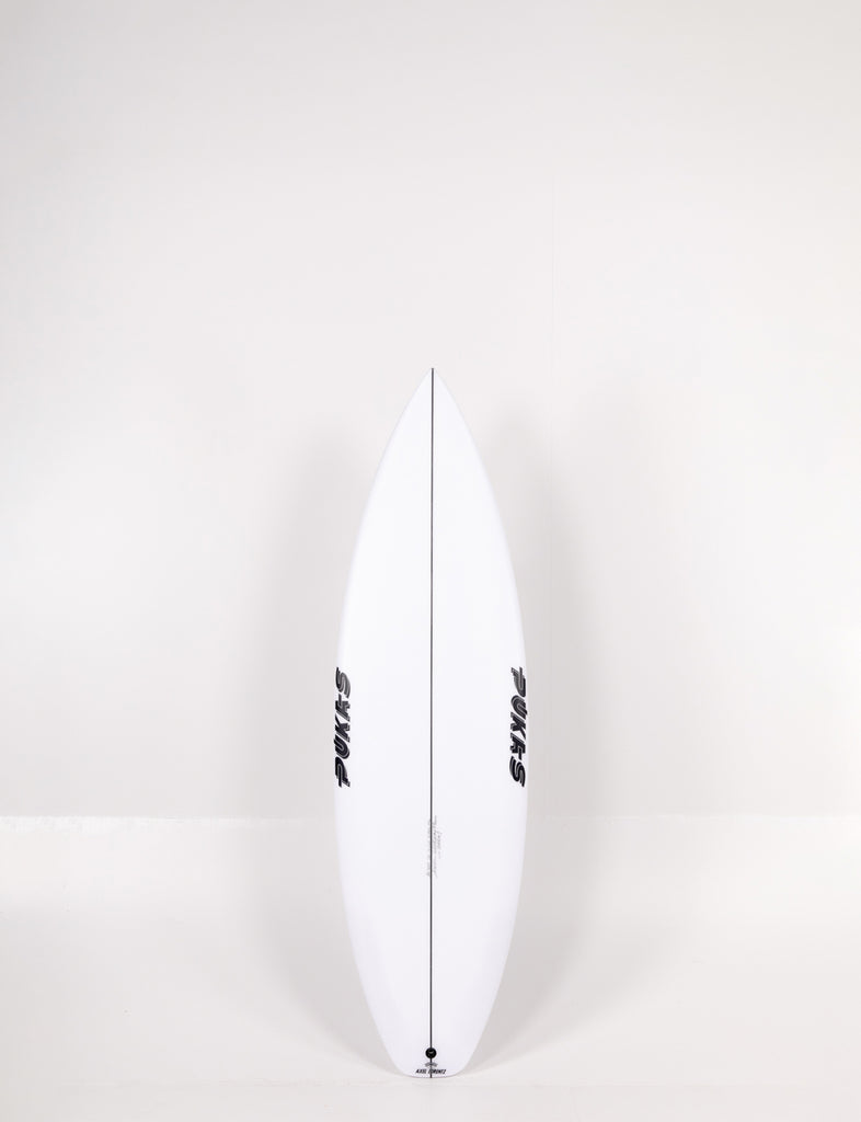 "Pukas Surf Shop - Pukas Surfboard - DARK by Axel Lorentz - 5'8"" x 19 x 2,25 - 25,87L - AX04067"