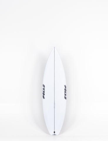 "Pukas Surf Shop - Pukas Surfboard - DARK by Axel Lorentz - 5'9"" x 19,25 x 2,28 - 26,93L - AX05178"