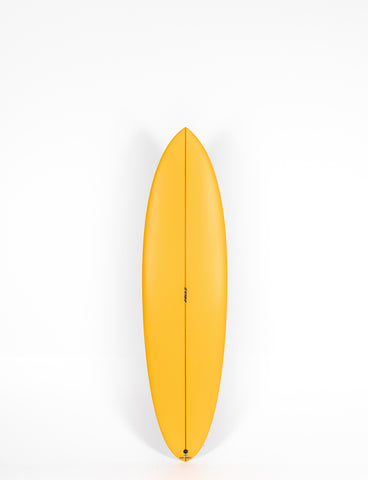 "Pukas Surf Shop - Pukas Surfboard - LADY TWIN by Axel Lorentz - 6'10"" x 21,13 x 2,91 - 44,131L - AX04640"