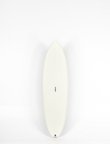 "Pukas Surf Shop - Pukas Surfboard - LADY TWIN by Axel Lorentz - 6'4"" x 20,75 x 2,75 - 37,89L - AX04646"