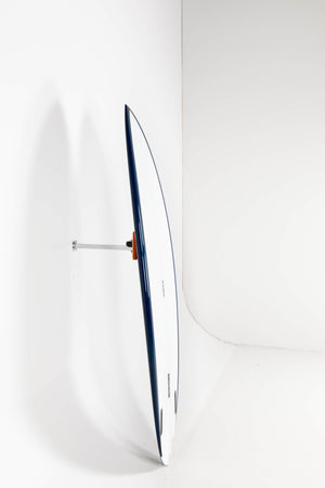 "Pukas Surf Shop - Pukas Surfboard - LADY TWIN by Axel Lorentz - 6'8"" x 21 x 2,88 - 42,38L - AX05568"