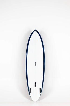 "Pukas Surf Shop - Pukas Surfboard - LADY TWIN by Axel Lorentz - 6'8"" x 21 x 2,88 - 42,38L - AX05569"