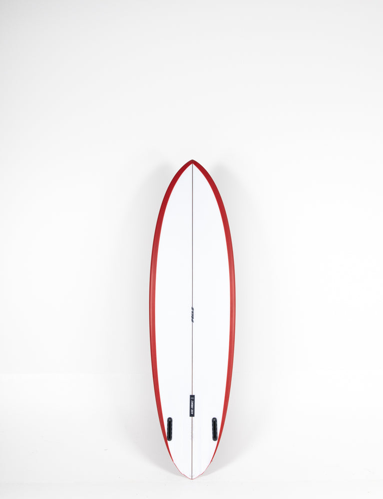"Pukas Surf Shop - Pukas Surfboard - LADY TWIN by Axel Lorentz - 6'8"" x 21 x 2,88 - 42,31L - AX04642"