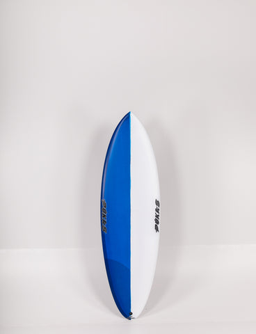 "Pukas Surf Shop - Pukas Surfboard - ORIGINAL 69 by Axel Lorentz - 6'0"" x 21,75 x 2,63 - 35,74L - AX04072"