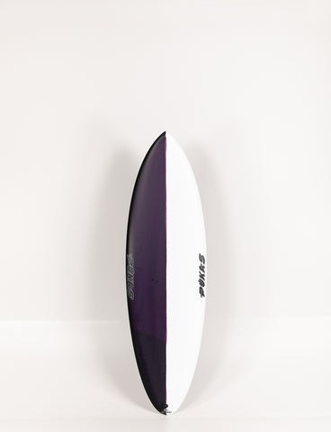 "Pukas Surf Shop - Pukas Surfboard - ORIGINAL 69 by Axel Lorentz - 6'2"" x 21,25 x 2,76 - 39,5L - AX04073"