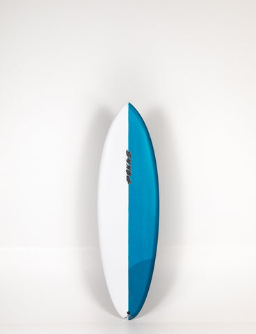 "Pukas Surf Shop - Pukas Surfboard - ORIGINAL 69 by Axel Lorentz - 6'2"" x 21 1/4 x 2 5/4 - 39,36L - AX04320"