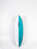 "Pukas Surf Shop - Pukas Surfboard - ORIGINAL 69 by Axel Lorentz - 6'2"" x 21 1/4 x 2 5/4 - 39,36L - AX04321"