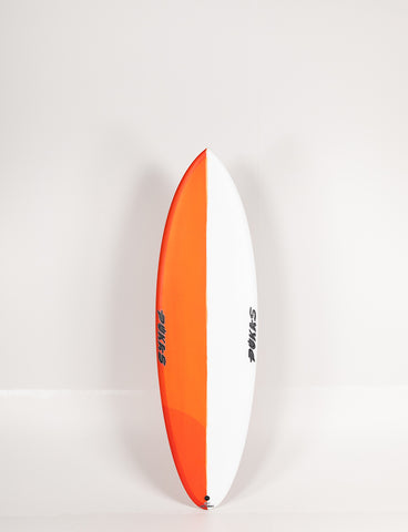 "Pukas Surf Shop - Pukas Surfboard - ORIGINAL 69 by Axel Lorentz - 6'3"" x 21,38 x 2,81 - 41,7L - AX04076"