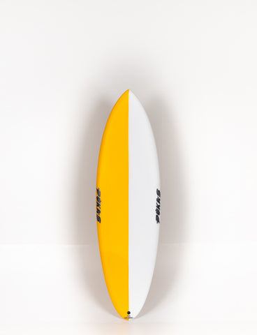 "Pukas Surf Shop - Pukas Surfboard - ORIGINAL 69 by Axel Lorentz - 6´4"" x 21,5 x 2,88 - 42,69L - AX04323"