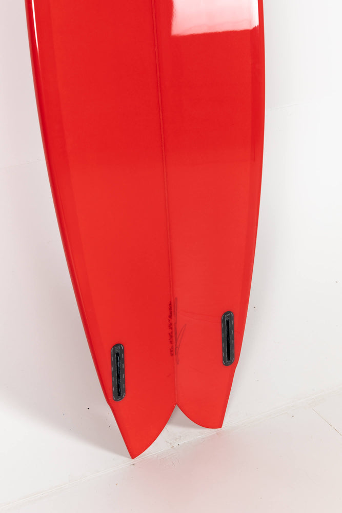 "Pukas Surf Shop - Pukas Surfboard - PEGASO by Chris Christenson - 5´8"" x 19 1/4 x 2 1/2 - 31,7L - PC00502"