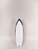 "Pukas Surf Shop - Pukas Surfboard - PEGASO by Chris Christenson - 5'06"" x 19 x 2 7/16 - 29.7L - PC00355"