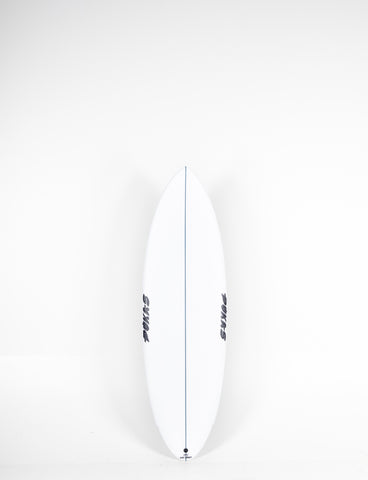 "Pukas Surf Shop - Pukas Surfboard - PLAN B by Axel Lorentz - 5'11"" x 20,75 x 2,56 - 35L AX04787"